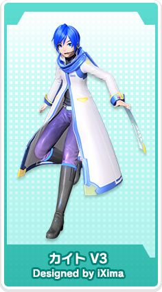 KAITO | Project DIVA Wiki | FANDOM powered by Wikia