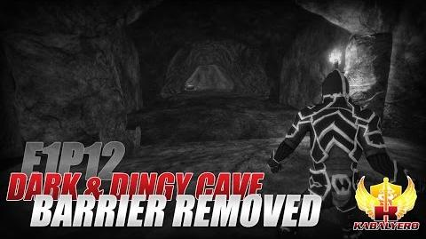 Project Gorgon Pre-Alpha Gameplay E1P12 Dark & Dingy Cave ★ Barrier Removed