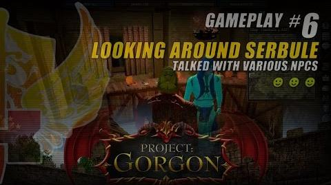 Project Gorgon Pre-Alpha Gameplay 6 ★ Looking Around Serbule ★ Talked With Various NPCs