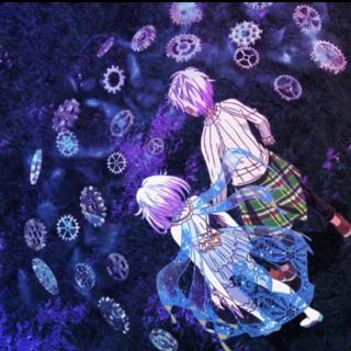 Tazuna and Koyori's Nimrod.