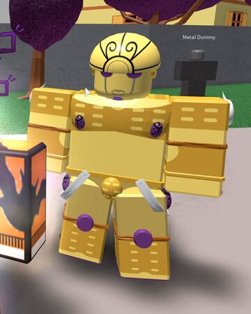 Gold Experience Project Jojo Wiki Fandom