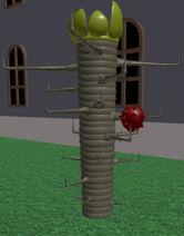 Rokakaka Tree with fruit