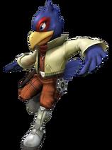 Art del traje alternativo de Falco (SSBM)