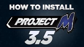 How to Install Project M 3