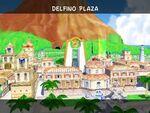 Ciudad Delfino en Super Mario Sunshine