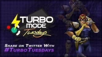 Project M Turbo Tuesdays Captain Falcon