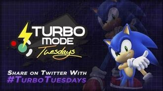 Project M Turbo Tuesdays Sonic the Hedgehog