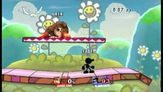 Project M 3.0 - Grinpis (Donkey Kong) Vs Tase (Mr