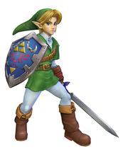 Art del traje alternativo de Link (SSBM)