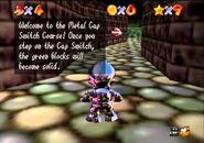 Cavern of the Metal Cap - Super Mario 64