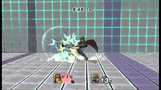 Project M 3.0 - Captain Falcon Vs Ganondorf Training Room