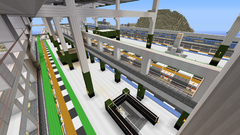 New TriSwamp Station Platform