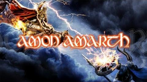 """Amon Amarth """"Deceiver of the Gods"""" (OFFICIAL)"""