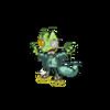 Ghoul Treecko