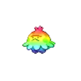 Rainbow Shroomish