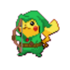 Archer Pikachu