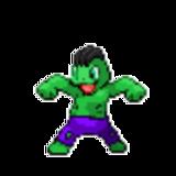 Superhero Machop