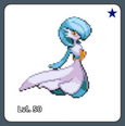 Gardevoir Shiny Example