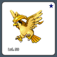 Pidgeot Shiny Example