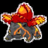 Volcanic Ivysaur