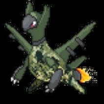 Commando Latios