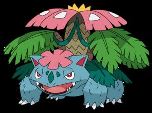 Venusaur project pokemon wiki fandom powered by wikia - Mega florizarre ...