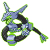 Cyber Rayquaza