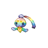 Rainbow Phione