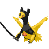 Ninja Latios