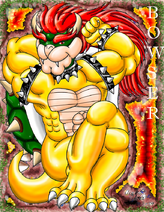 Sexy bowser