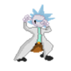 Scientist Mewtwo