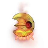 Fireskull Lunatone