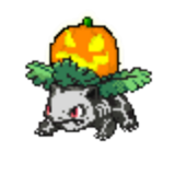 Halloween Ivysaur