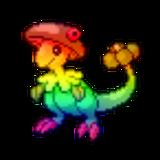 Rainbow Breloom