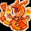 Flame Rayquaza