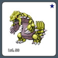 Groudon Shiny Example