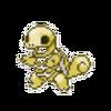 Skeletal Squirtle