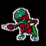 Bounty Hunter Pawniard