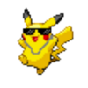 Shades Pikachu