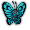Bioluminescent Butterfree