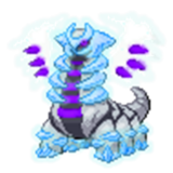 Winter's Breath Giratina