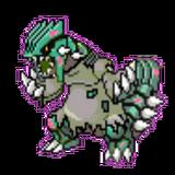 Zombie Groudon