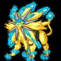 Cybertronian Solgaleo