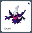 Darkrai Shiny Example