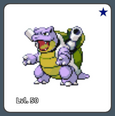 Blastoise Shiny Example