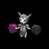 Darkness Roselia