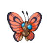 Monarch Butterfree