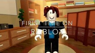 Evolution of my ROBLOX character