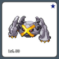 Metagross Shiny Example
