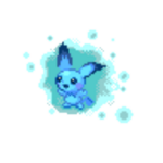 Ice Phantom Pichu